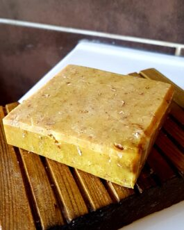 Turmeric, Oates & Honey Soap