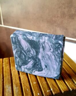 Charcoal & Lavender Soap