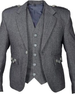 Argyll Jacket with Vest