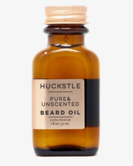 Huckstle Beard Oil