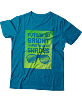 "**Preorder** Superstar ""Future So Bright"" Boys T-Shirt"
