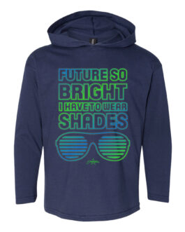 "**Preorder** Superstar ""Future So Bright"" Boys Hoodie"